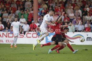 CD Mirandés 3-2 Albacete Balompié: puntuaciones del Albacete, jornada 9 de Liga Adelante