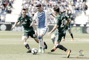 CD Leganés - Real Betis: puntuaciones del Betis, jornada 38 de La Liga Santander 2018