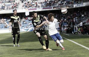 El poco acierto y la mala fortuna se anteponen entre el Tenerife y el gol