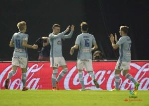 Celta de Vigo- Osasuna: puntuaciones del Celta, jornada 23 de La Liga