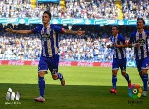 Deportivo de La Coruña - Sporting de Gijón: puntuaciones del Dépor, jornada 4