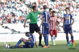 Duro peaje en la victoria en Almería