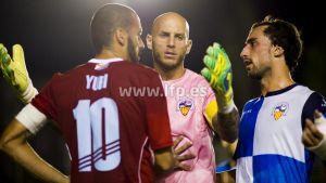 El factor tiempo y el gol 'psicológico' de Ortuño derrotan a la Deportiva