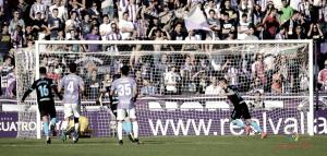 El Real Valladolid no conoce la victoria ante el Lugo