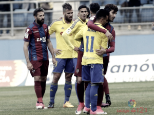 El Cádiz mereció más pero el Levante le sopló en contra