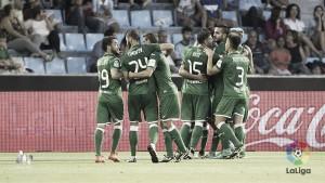 Celta - Leganés: puntuaciones del Leganés, primera jornada