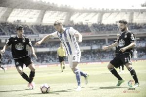 Declaraciones de los jugadores tras la victoria ante el Deportivo
