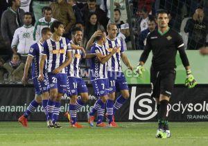 Notable primer tercio de temporadadel Deportivo Alavés