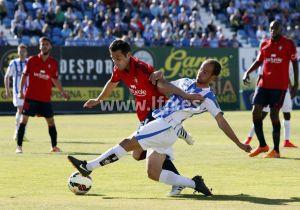 Un empate agridulce para Leganés y Osasuna