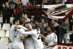 Albacete Balompié - Osasuna: puntuaciones del Albacete, jornada 14 de Liga Adelante