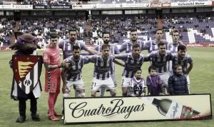Ojeando al rival: Real Valladolid, de buen gusto a La Romareda