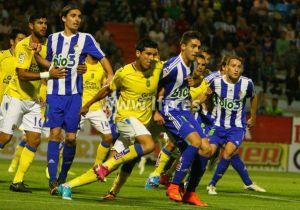 SD Ponferradina - Unión Deportiva Las Palmas: puntuaciones de La Ponferradina, jornada 10