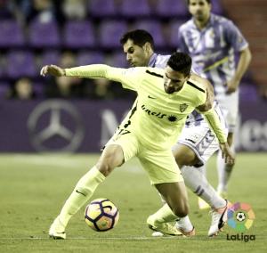 Real Valladolid - Almería: puntuaciones Almería, jornada 16 de la Segunda División