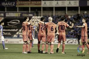 Lleida vs Real Sociedad: puntuaciones de la Real Sociedad, ida de los 1/16 de final de la Copa del Rey