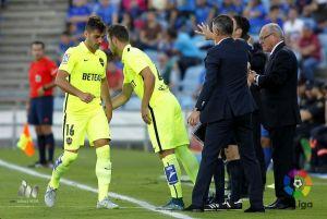 Getafe - Levante: puntuaciones del Levante, jornada 6 de la Liga BBVA