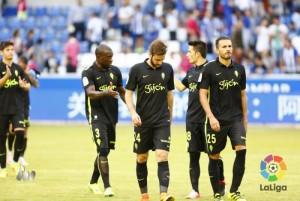 El Sporting y los recién ascendidos