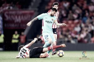 Previa FC Barcelona - Athletic Club: tocados y hundidos