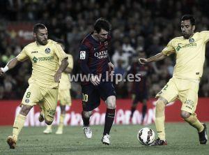 FC Barcelona - Getafe: puntuaciones del Getafe, jornada 34 de la liga BBVA
