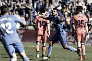 Resumen Getafe 2-1 Real Sociedad en LaLiga 2017