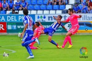 Real Oviedo - Deportivo Alavés: históricos por todo lo alto