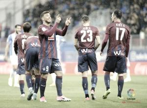 Eibar - Leganés: puntuaciones del Eibar, jornada 35 de Primera División
