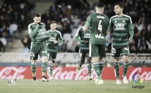 Real Sociedad - Real Betis, ¿quépasó en el último partido?