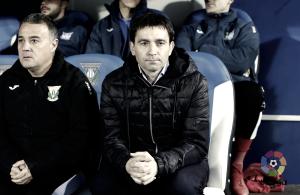 """Jaime Pérez: """"En Butarque somos muy buen equipo"""""""