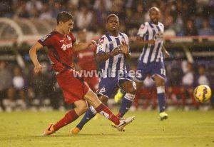 Deportivo de la Coruña - Getafe: puntuaciones del Getafe, jornada 10