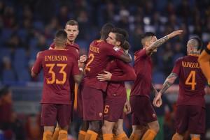 Roma - La vittoria giusta per una pausa d'alta quota