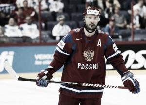 Kovalchuk no descarta volver a la NHL