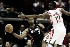 Miami Heat vs Houston Rockets en vivo y en directo online