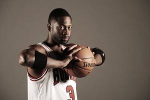 Wade listo para el regreso a su segunda casa