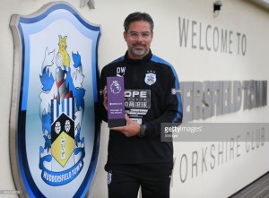 Huddersfield boss David Wagner wins Premier League's August Manager of the Month