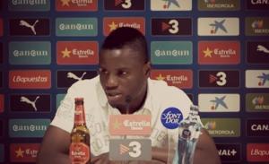 """Wakaso: """"Estoy muy feliz en el Espanyol"""""""