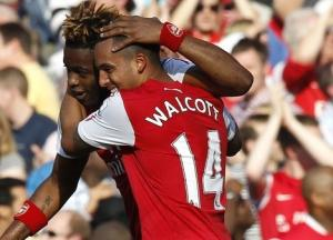 Theo Walcott - Best Winger in England?