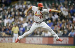 St. Louis Cardinals' Jordan Walden Out 6-10 Weeks With Strained Shoulder