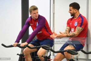 Tottenham looking to hold firm over Dier and Walker despite increased interest from rivals