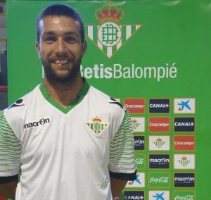 Wallace, jugador del Real Betis FSN convocado por la selección de Inglaterra