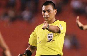 La FIFA cambia a Proença por Walter López