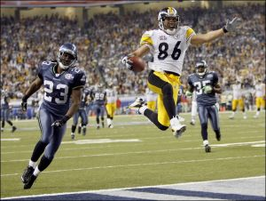 Superbowl XL: Seattle Seahawks 10 - Pittsburgh Steelers 21