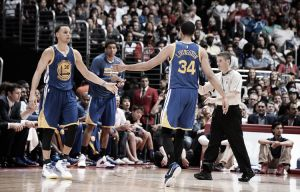 Resumen NBA: los Warriors son imparables, Spurs y Nets ganan