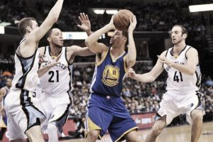 Resumen NBA: zarpazo de los Grizzlies a la racha triunfal de Golden State