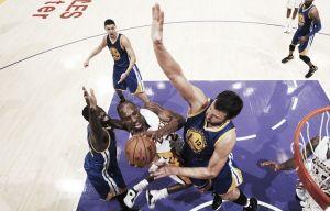 Los Warriors dan cuenta de Kobe Bryant y diez más