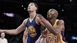 Los Warriors sacan el rodillo ante los Lakers en una madrugada de partidos apretados