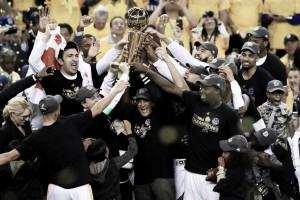 Golden State Warriors are NBA champions, win Finals 4-1