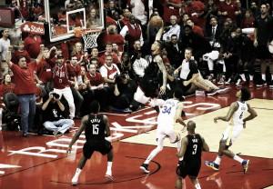 NBA - La reazione dei Rockets travolge Golden State, gara-2 è di Harden e compagni (127-105)