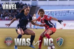 Washington Spirit vs North Carolina Courage Preview: The Courage take their unbeaten streak on the road