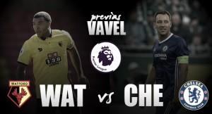 Watford - Chelsea: duelo de banquillos italianos en Premier League