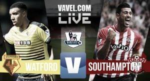 Resultado Watford vs Southampton (0-0)