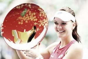 WTA Tokyo: Agnieszka Radwanska withdraws due to illness